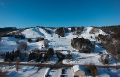 Mont Ripley Ski Hill | Flickr - Photo Sharing!