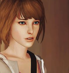 Life is Strange!!!!! This game is so filled up with mysteries. I love it :) Max is hella cool! hahaha