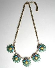 Delia Collar Necklace from A-List Jewelry