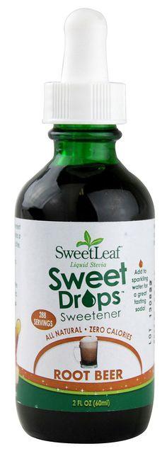 Wisdom Natural SweetLeaf® Liquid Stevia Sweet Drops Root Beer -- 2 fl oz