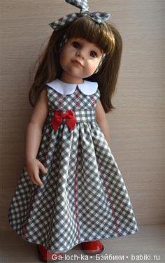"""Комплект """"Встреча в Париже"""" / Одежда для кукол / Шопик. Продать купить куклу / Бэйбики. Куклы фото. Одежда для кукол"""