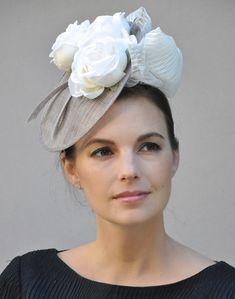 1ea64017 Ladies Black Hat, Women's Black Hat, Royal Ascot Hat, Black Fascinator Hat,  Church Hat, Derby Hat, Formal Hat, Dressy Hat