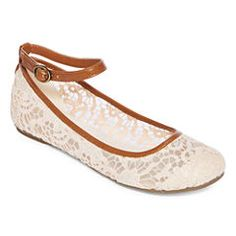 4043ecf48d4 Ballet Flats Women s Flats   Loafers for Shoes - JCPenney