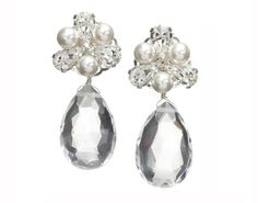 Victoria Earrings: Featured Product Image