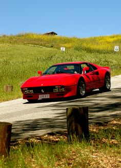 Ferrari GTO....once was the sexiest car in the world