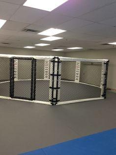 22'x22' Octagon Ring #MMA #UFC #AmateurFighters #DurhamRegion #Oshawa