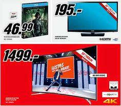 Ofertas de TV en Media Makrt desde 195€. 11-2014