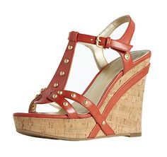 Wedge Sandals #MadAboutSpring