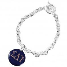 Sigma Delta Tau Bracelet - for your Lil Sis or Big Sis! #sigmadeltatau