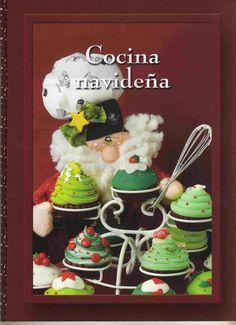 Foto: Diy And Crafts, Miniatures, Album, Chocolate, Cake, Desserts, Christmas, Food, Bella