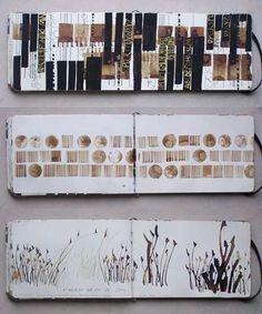 Carnet de travail by  Élisabeth Couloigner