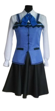 CosEnter Is the Order a Rabbit Kafuu Chino Cosplay Costume -- You can get more details by clicking on the image.