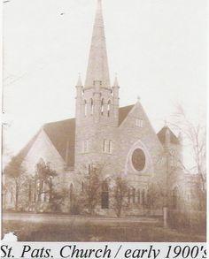 St. Patrick Church, Ottawa, Illinois
