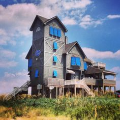 """Getaway to """"Nights In Rodanthe"""" -- Rent out the house on your next #obx getaway!"""