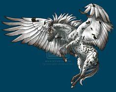 pegasus   Howrse GA Pegasus by nmaugh01