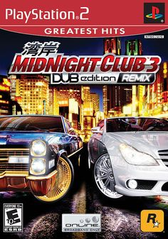 Shop for Midnight Club 3 Dub Edition Remix Starting from Choose from the 5 best options & compare live & historic video game prices. Playstation 2, Juegos Ps2, Videogames, Ever After High Games, Midnight Club, Mundo Dos Games, Ultimate Games, Nostalgia, Rockstar Games