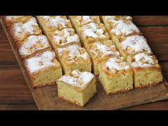 Ciasto, które zrobi się samo, wymieszaj kilka składników, wstaw do piekarnika i zaskocz nim wszystkich Eat Cake, Banana Bread, Cheese, Desserts, Food, Tailgate Desserts, Deserts, Essen, Dessert