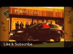 شاهد  لاعبو برشلونة يتسلمون أحدث سيارات آودي 2014