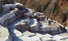 Visit the salt mines of Maras!