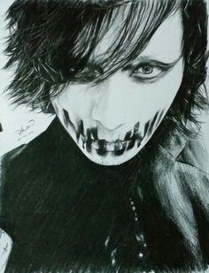 Dir en grey, Kaoru fan art