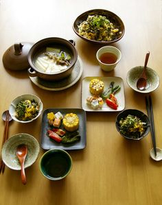 WOW! I miss eating food like this from when I lived in Japan...yum.