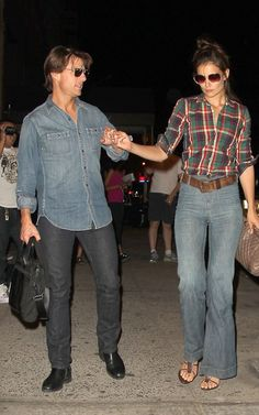 so I recently fell in love with Katie Holmes sense of style...