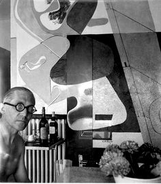 ttusk:  officineottiche: Le Corbusier 1