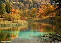Nationalpark Plitvicer Seen- Kroatien