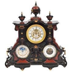 Antique Mantel Clocks For Sale at Antique Mantel Clocks, Mantle Clock, Vintage Clocks, Antiques For Sale, Antique Stores, Unusual Clocks, Carriage Clocks, Clocks For Sale, Retro Clock
