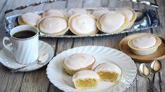 Mazariner - slik lager du retro-kaken   Godt.no Something Sweet, Cake Recipes, Food And Drink, Cookies, Baking, Retro, Tableware, Desserts, Food Cakes