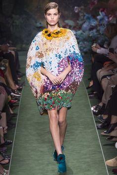 Fendi Autumn/Winter 2017 Couture | British Vogue