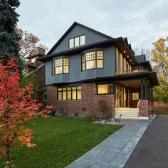 Before and After – A new addition for an Edwardian home in Toronto