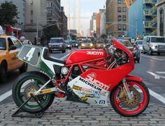 Ducati 1985 750F1 Endurance Racer Replica - www.nydesmo.com