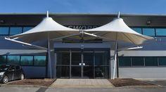 Entrance Canopy | Sword Apak, Bristol