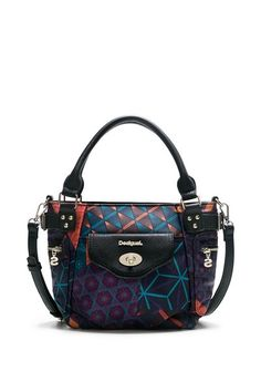 d67cec34b6060 Bag McBee Mini Erika Desigual. Discover the fall-winter 2017 collection.  Free shipping