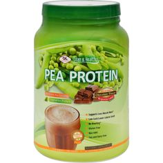 Olympian Labs Pea Protein - Lean and Healthy - Rich Chocolate - 27.6 oz