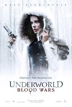 Underworld Blood Wars Movie Poster 24x36