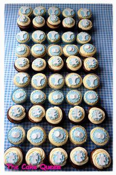 Christening cupcakes!!! Christening Cupcakes, Baptism Cupcakes