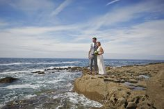 Ryan and Melissa on Irelands Wild Atlantic Way  after their wedding at Sea View House in Doolin
