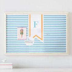 Framed Complete Pinboard #pbteen