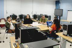 Presentación de la Mesa 5 – Mtra. Rebeca Valenzuela. Seminario: Visiones sobre mediación tecnológica en educación, Sesión 5 - 10 de junio de 2013.