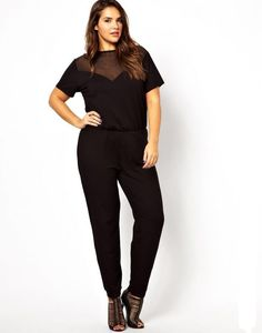 3d6a1affd25 Plus Size Women Jumpsuits And Rompers Xxxl 4xl Playsuit Female Big Size  Clothing 5xl 6xl Sexy Plus Size Jumpsuits