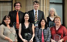 Recognizing teaching excellence at UQ