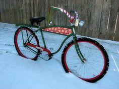Mid-Life Cycling:: A World Of Christmas Bikes #holidaybikerides #bikes