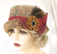 e7a8b30ed17 vintage hat - Barb would look good in this one. Bonnet Hat
