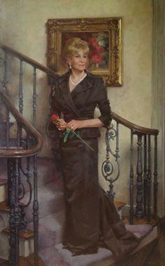 John Howard Sanden - American Portrait Painter