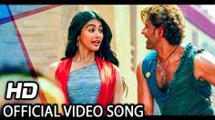 MOHENJO DARO Songs - SARSARIYA Video Song,Hrithik Roshan,Pooja Hegde
