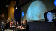 Newsela | New Horizons space probe gets first close-ups of Pluto; scientists thrilled