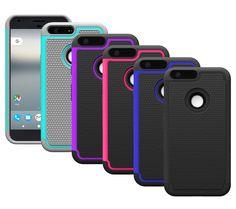 "For Google Pixel XL 5.5"" Case Shockproof Armor Tough Slim Protective Phone Cover #UnbrandedGeneric"