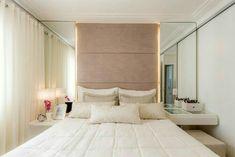 Home Decor Interior Designs Dream Bedroom, Home Bedroom, Bedroom Decor, Master Bedrooms, Bedroom Ideas, Bedroom Storage, Modern Interior, Interior Design, Couple Bedroom